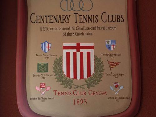 Sbarco al TC GENOVA 1893
